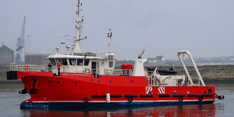 DSV Curtis Marshall